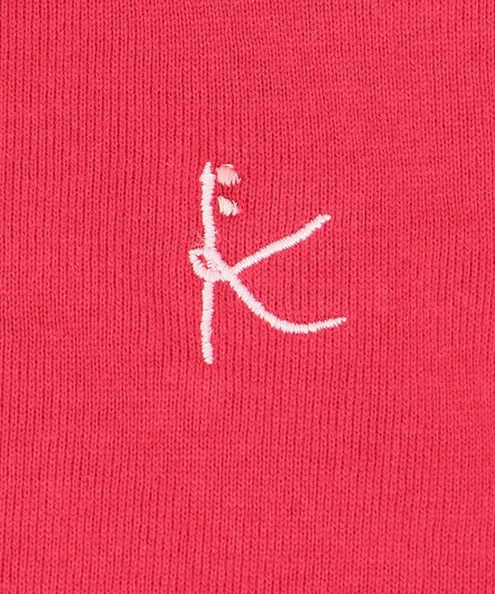 組曲 KIDS 【80-90cm】ボレロ+トリコストロベリーワンピース+スパッツ 3点セット ブルー系5