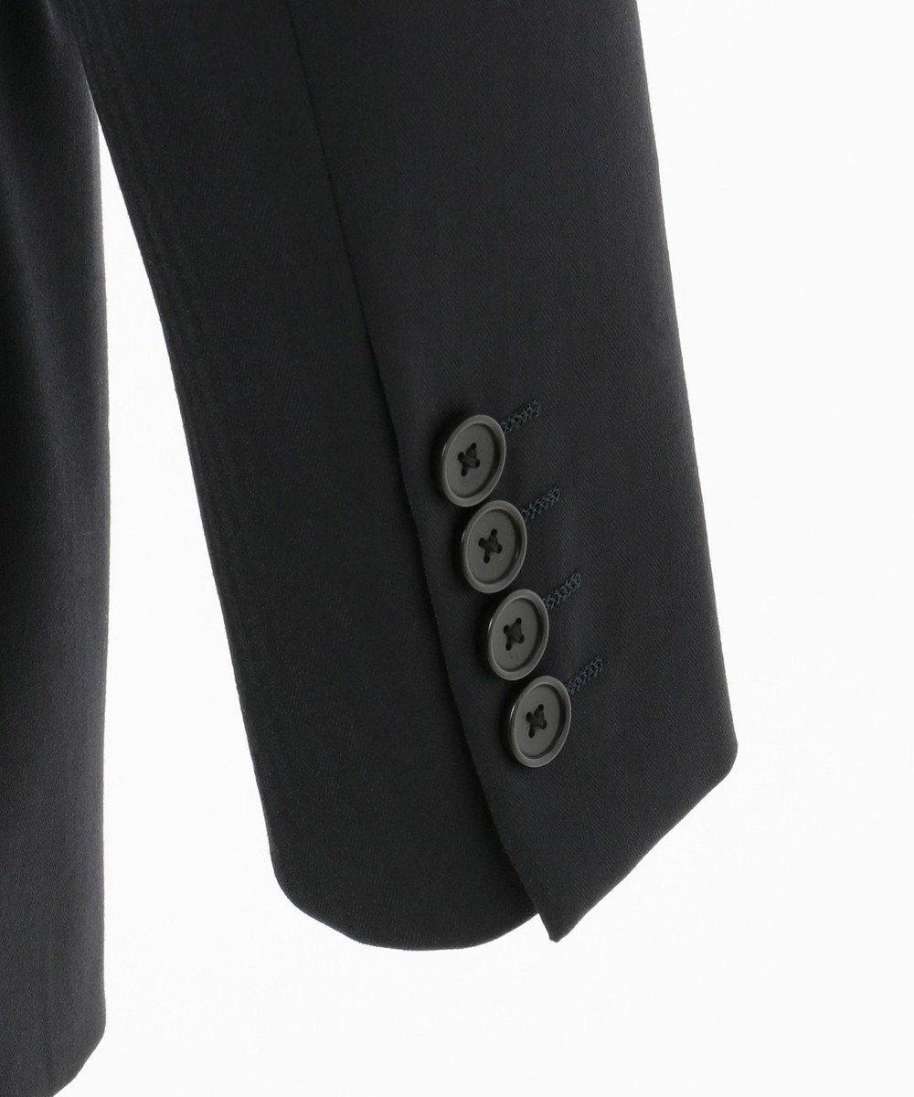J.PRESS MEN 【HIGHLANDS PEPPIN MERINO】シャドウヘリンボン スーツ ネイビー系1