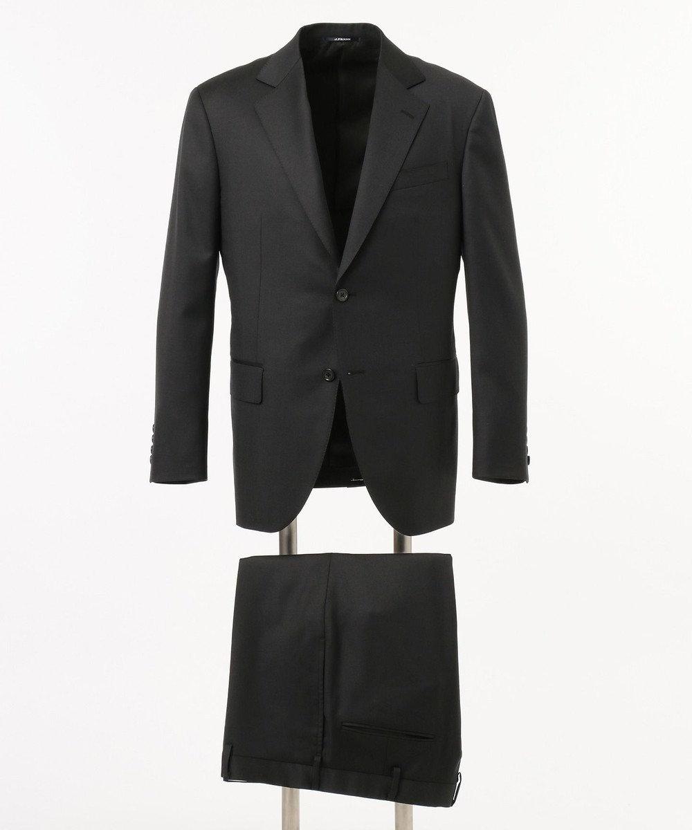J.PRESS MEN 【DORMEUIL AMADEUS365】プレーンツイル スーツ / 背抜・ノータック グレー系
