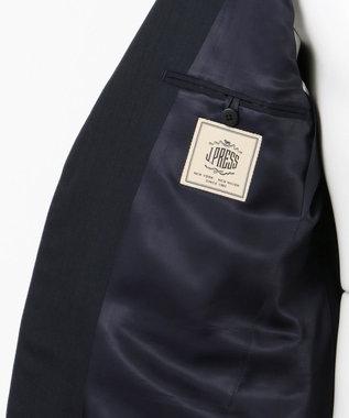 J.PRESS MEN 【一部店舗・WEB限定】Essential Clothing シャドーストライプ スーツ ネイビー系1