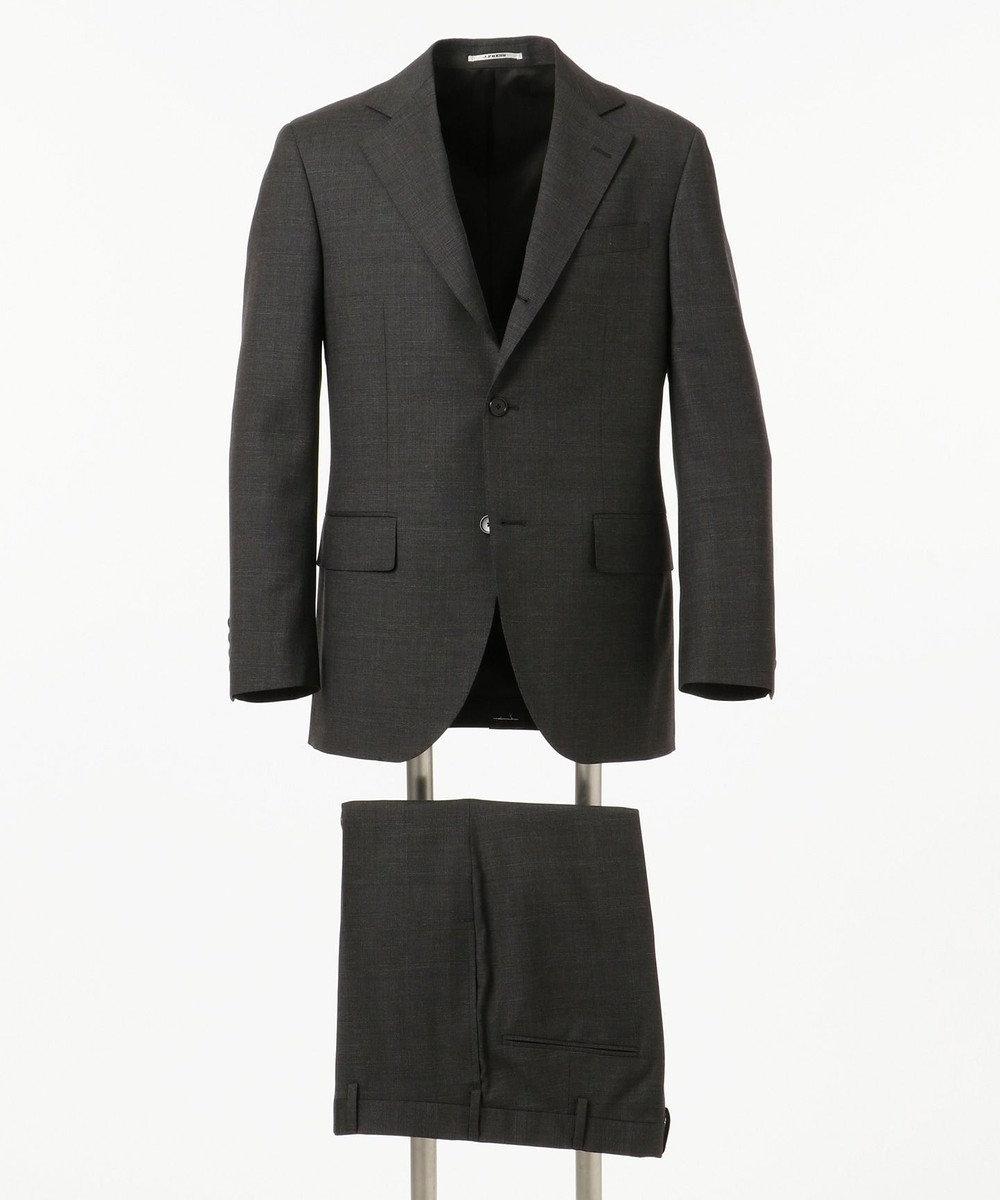 J.PRESS MEN 【一部店舗・WEB限定】ARTHUR HARRISONグレナカートチェック スーツ グレー系4