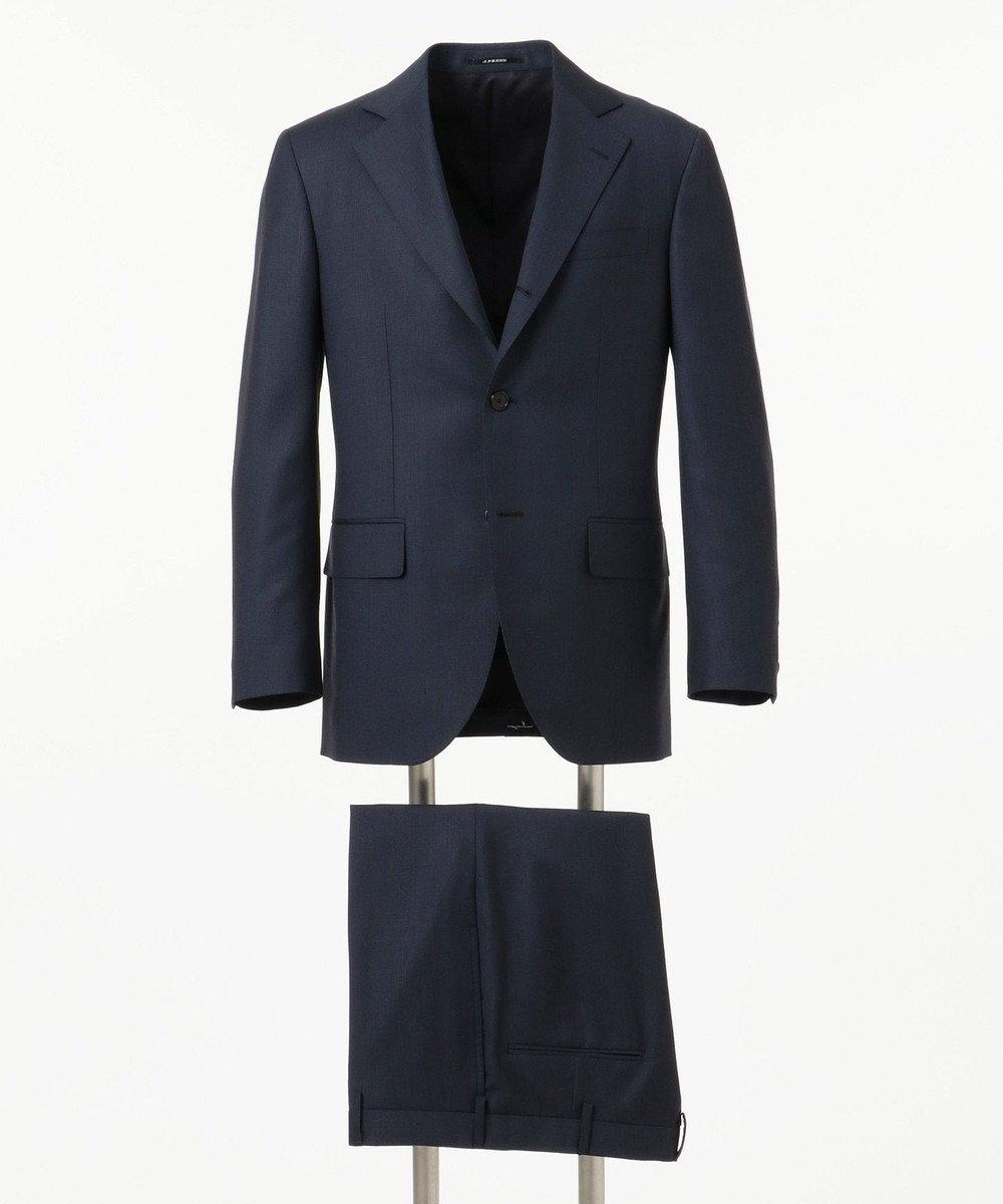 J.PRESS MEN 【一部店舗・WEB限定】ARTHUR HARRISONグレナカートチェック スーツ ネイビー系4