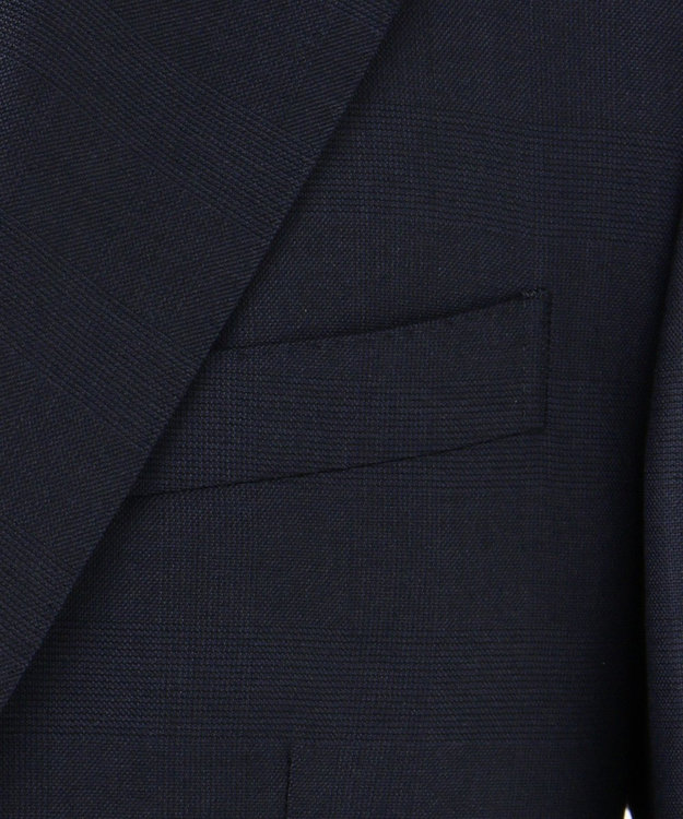 J.PRESS MEN 【Essential Clothing】グレナカートチェック スーツ / 総裏