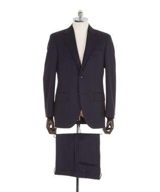 J.PRESS MEN 【HIGHLANDS PEPPIN MERINO】エレガンスツイル スーツ グレー系
