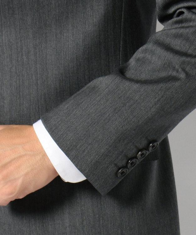 J.PRESS MEN 【Essential Clothing】ダブルワープヘリンボーン スーツ