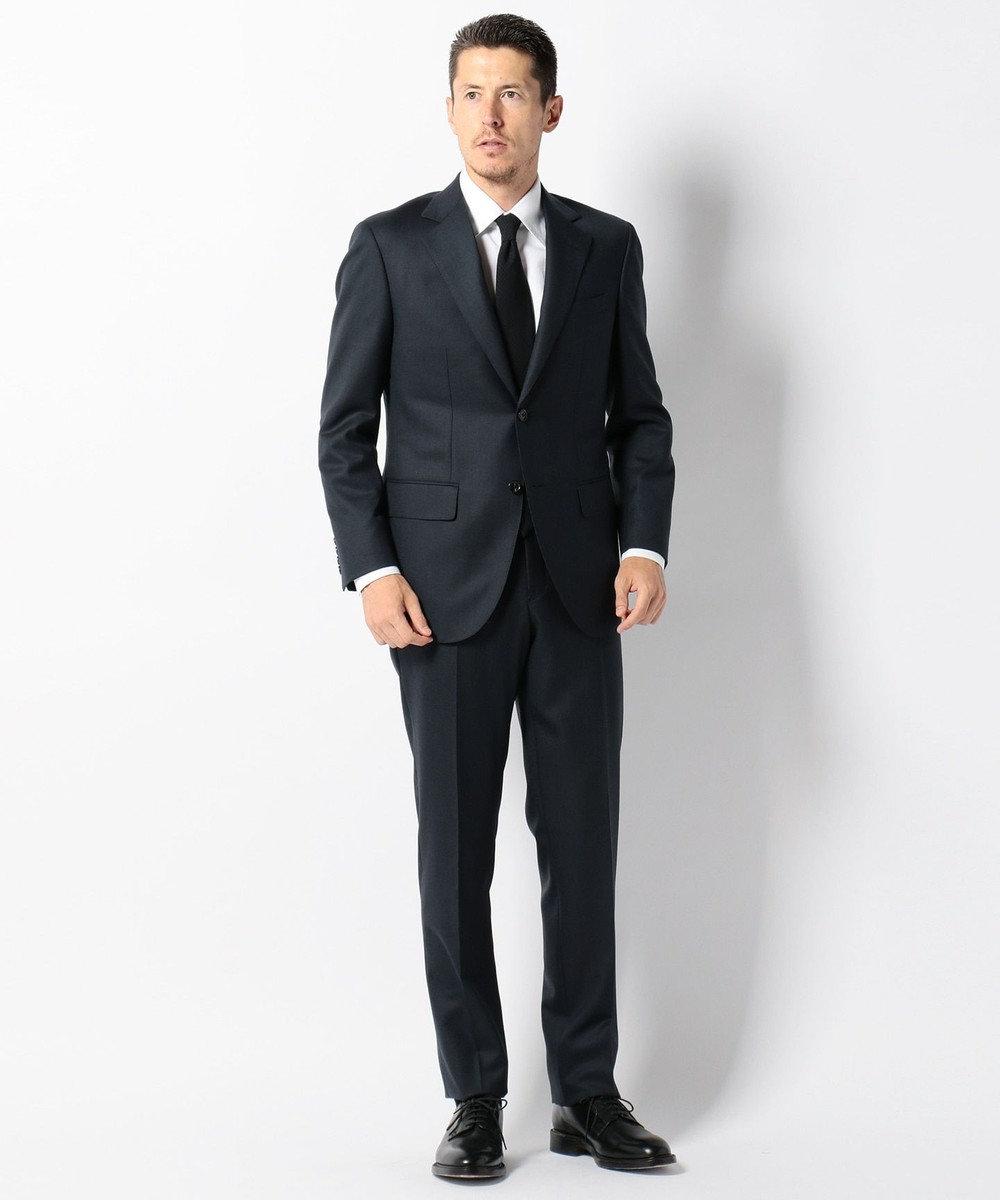 J.PRESS MEN 【ARTHUR HARRISON -NOBLE BALE-】ネールヘッド スーツ ネイビー系