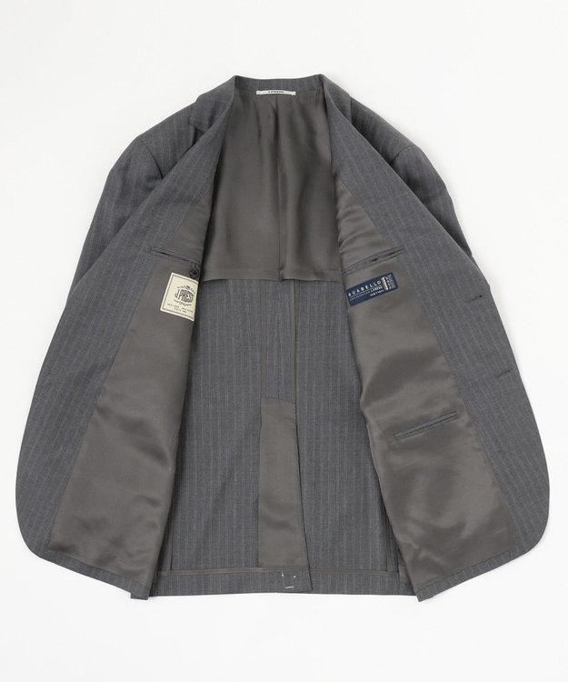J.PRESS MEN 【GUABELLOMOTION】ダブルストライプ CLASSICS 2B スーツ