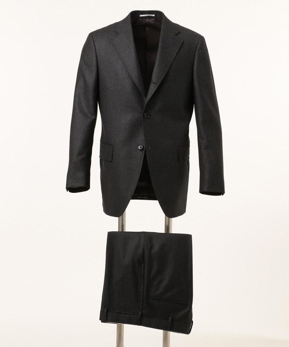 J.PRESS MEN 【ORIGINALS】ペピンメリノ サキソニー スーツ / AUTHENTIC グレー系