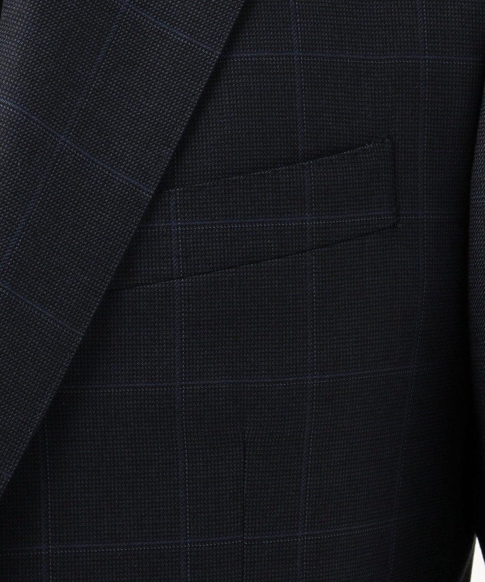 J.PRESS MEN 【Essential Clothing】ミキシングチェック スーツ / Classics 2B ネイビー系4