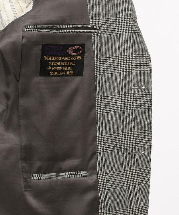 J.PRESS MEN 【ARTHUR HARRISON】クラシックグレナカートチェック スーツ / Classics 3B