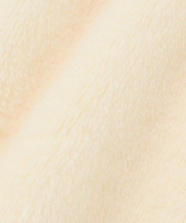 any FAM KIDS 【90~130cm】フェイクファーキャミ レイヤードトップス