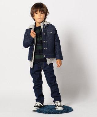 J.PRESS KIDS 【TODDLER】スウェットパーカー ライトグレー系
