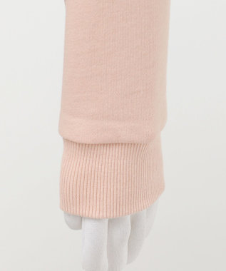 組曲 KIDS 【110-140cm】ビスチェデザイン トレーナー ピンク系3