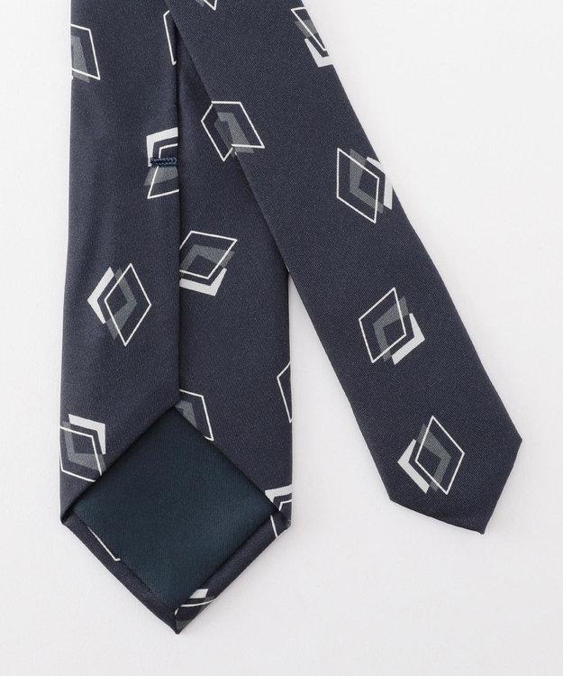 GOTAIRIKU 【WEB別注】【数量限定】トリプルダイヤパターン ネクタイ