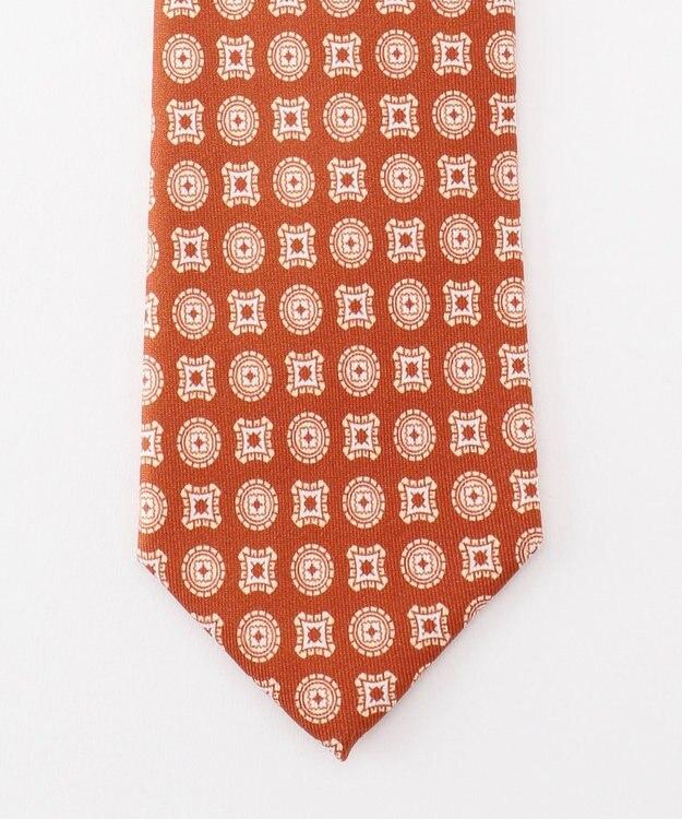 GOTAIRIKU 【WEB別注】【数量限定】小紋パターン ネクタイ