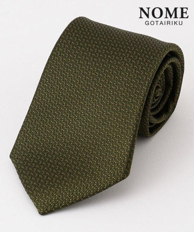 GOTAIRIKU 【一部店舗&WEB限定展開】【NOME】ジオメトリック ネクタイ