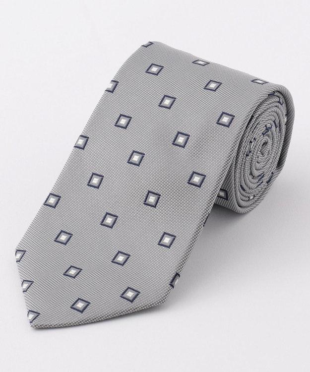 J.PRESS MEN 【BASIC / リクルート対応】小紋柄 ネクタイ