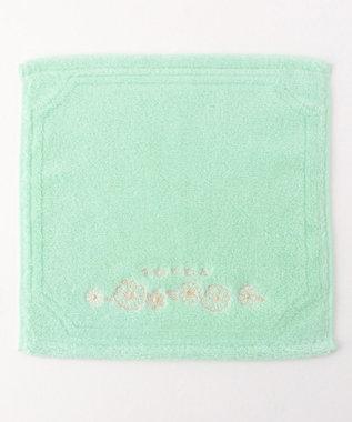 TOCCA 【TOWEL COLLECTION】ETERNO TOWEL CHIEF ハンドタオル ブルー系