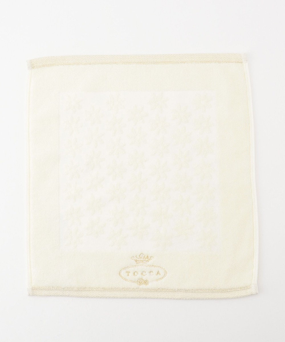 TOCCA 【TOWEL COLLECTION】LIETO GUEST TOWEL ゲストタオル アイボリー系