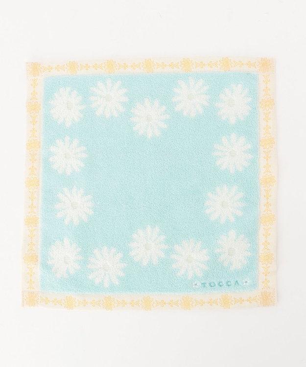 TOCCA 【HANDKERCHIEF COLLECTION】DAISY TOWEL HANDKERCHIEF タオル