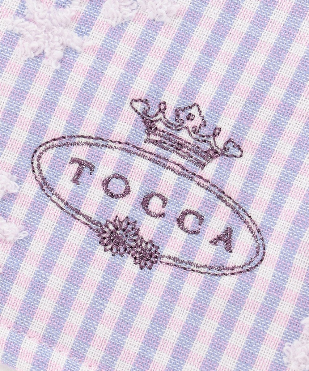 TOCCA 【TOWEL COLLECTION】LLARE FACE TOWEL フェイスタオル ライラック系