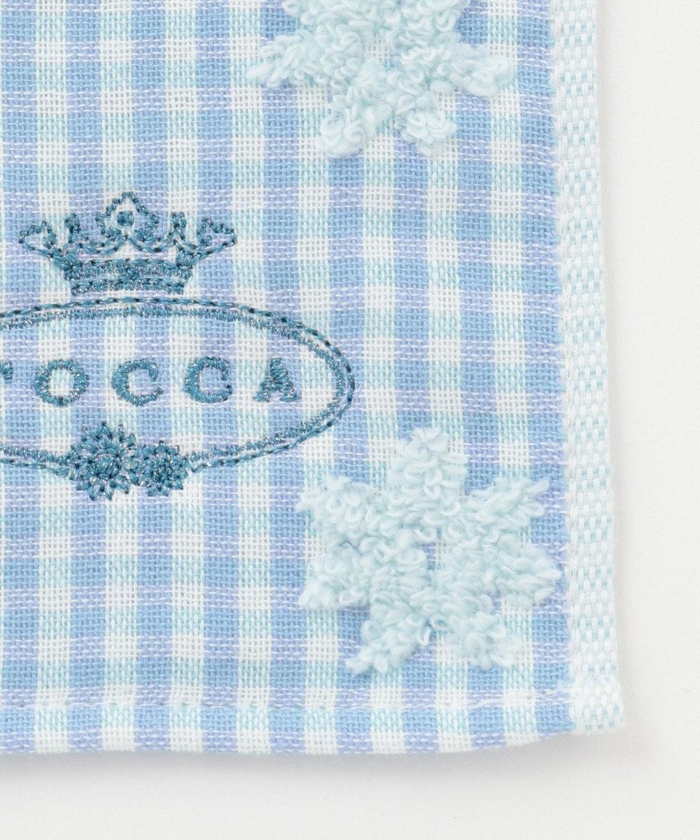 TOCCA 【TOWEL COLLECTION】LLARE TOWEL CHIEF ハンドタオル ブルー系