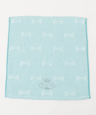 TOCCA 【TOWEL COLLECTION】PULITO GUEST TOWEL ゲストタオル ブルー系