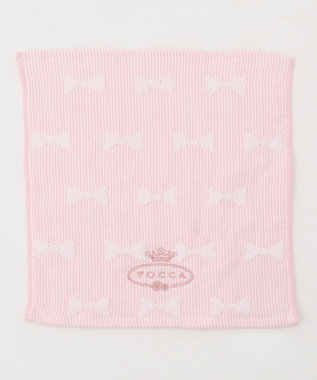 TOCCA 【TOWEL COLLECTION】PULITO TOWEL HANDKERCHIEF タオル ピンク系