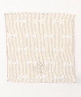 TOCCA 【TOWEL COLLECTION】PULITO TOWEL HANDKERCHIEF タオル ベージュ系