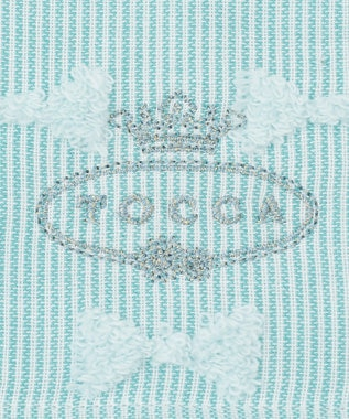 TOCCA 【TOWEL COLLECTION】PULITO TOWEL HANDKERCHIEF タオル ブルー系