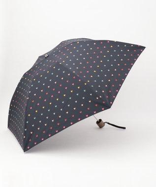 Paul Smith プリント 折り畳み傘 ネイビー系