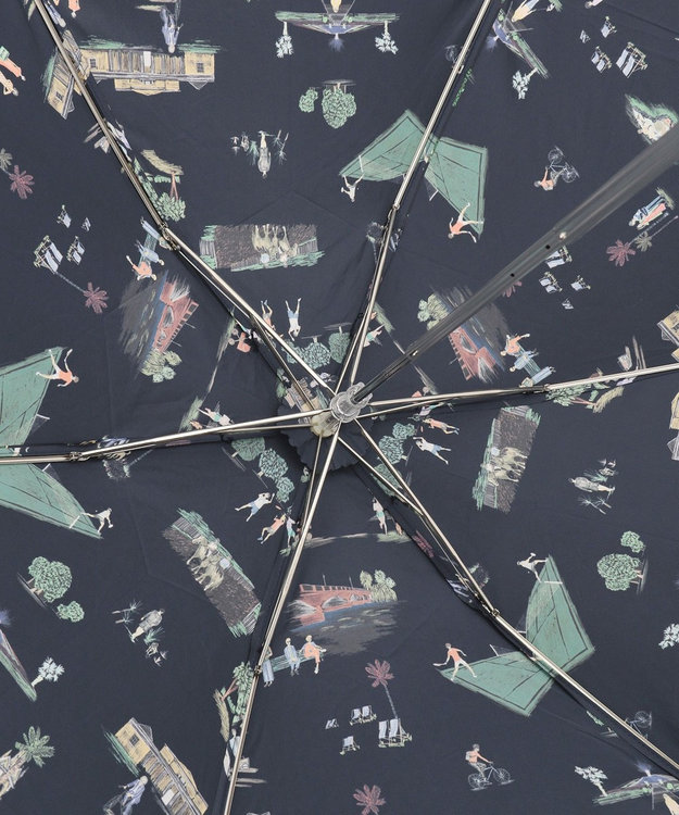 Paul Smith プリント 折り畳み傘