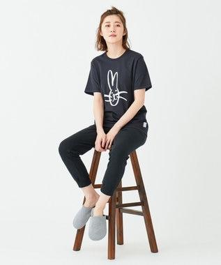 Paul Smith 【LOUNGEWEAR】アートTシャツ NAVY/RABBIT