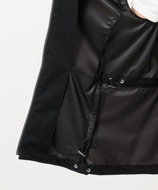DAKS GOLF 【WOMEN】ファンクショナルジャージ ベスト ブラック系