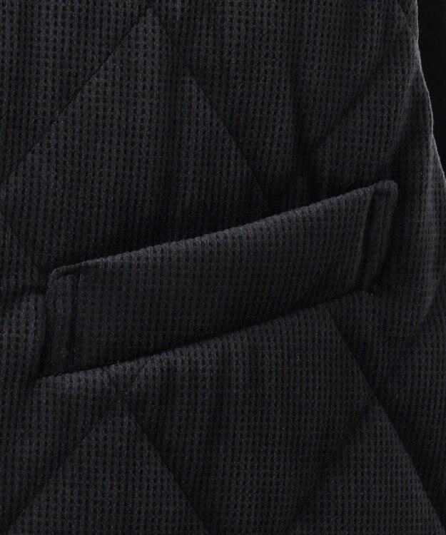 JOSEPH ABBOUD 【温度調節素材】オパールサンドべロア ベスト