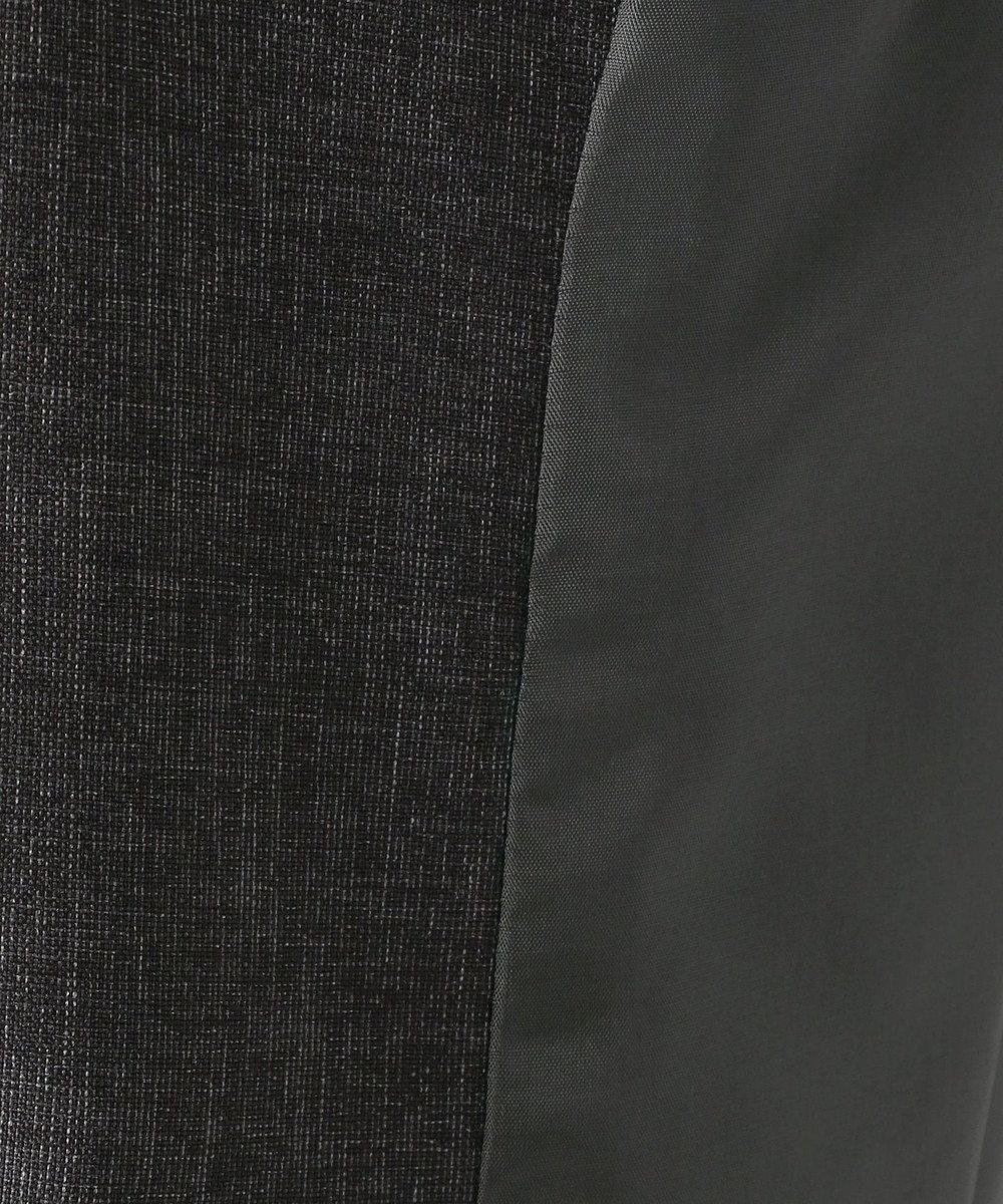 J.PRESS MEN 【シワになりづらい・軽量】ウールライクポリエステル ベスト グレー系