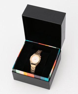 Paul Smith オクタゴンミニ 腕時計 ピンク系