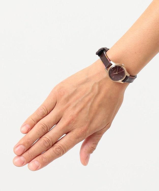 Paul Smith ザシティミニプリントレザー 腕時計