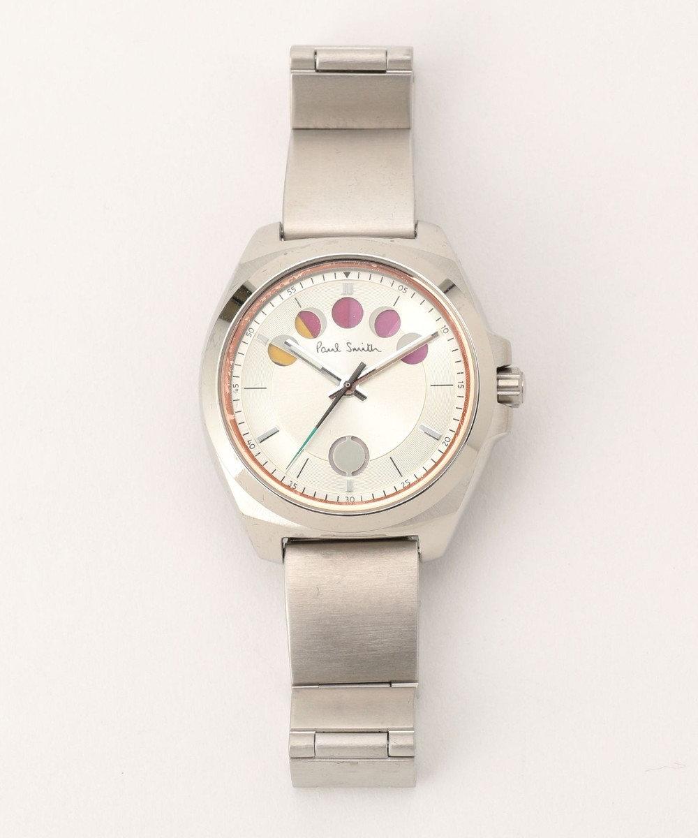 Paul Smith ファイブアイズミニ 腕時計 シルバー系