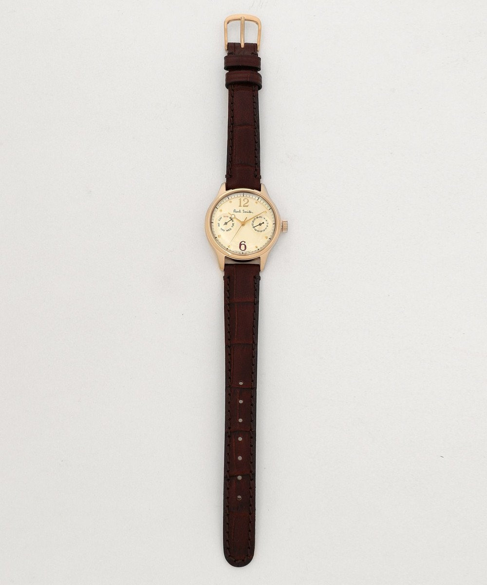 Paul Smith ザシティトゥーカウンターミニ 腕時計 ホワイト系