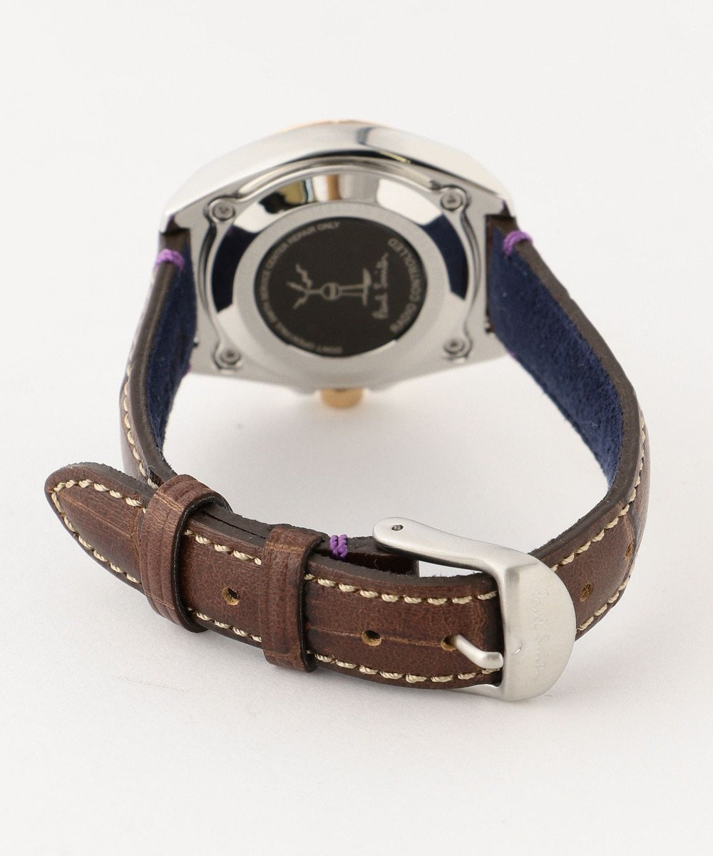 Paul Smith クローズドアイズティーティーミニ 腕時計 ピンク系