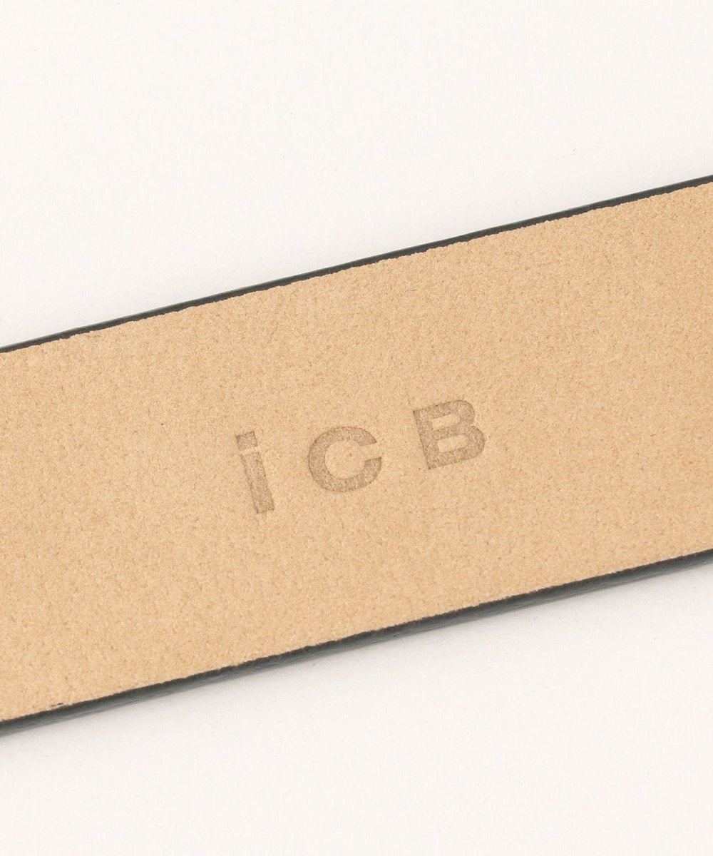 ICB L Noble ベルト グレー系8