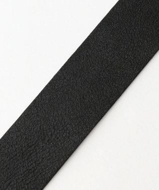 BEIGE, 【好評につき追加生産・新色追加】PENARE / ワイドサッシュベルト Black
