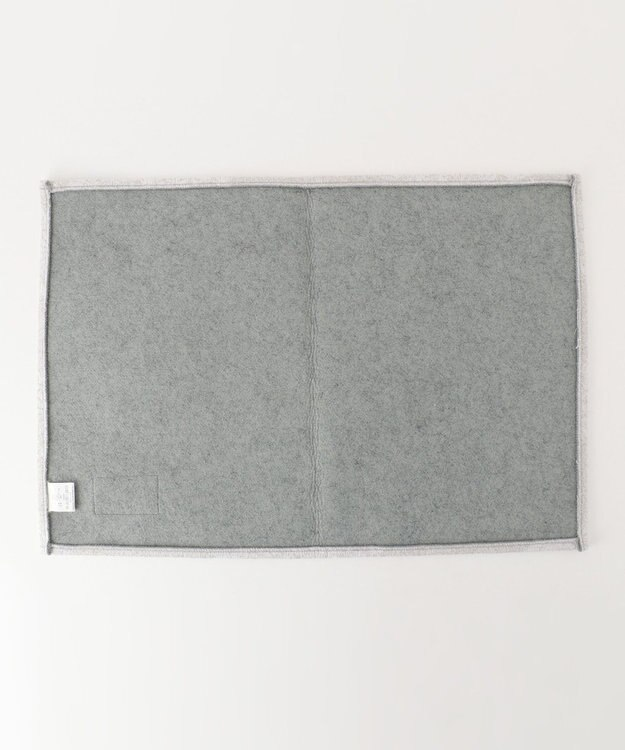 JOSEPH ABBOUD 【SPACE】ビッグペイズリー ラグ 45×65