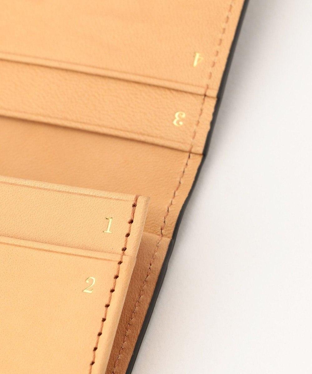 J.PRESS MEN 【カタログ掲載】オリジナルレザー カードケース グレー系