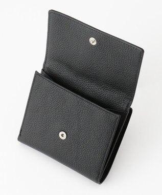 DAKS 【限定展開】レザーウオレット ブラック系