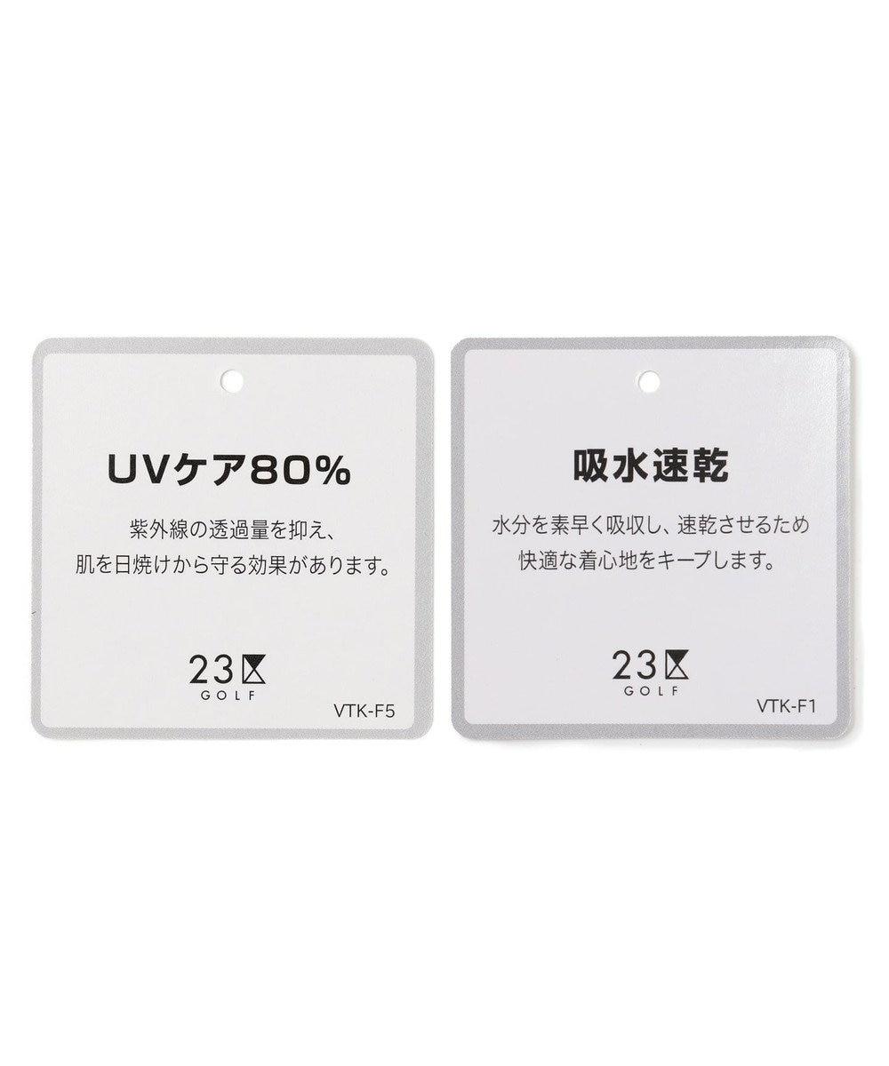 23区GOLF 【WOMEN】【UV/吸汗速乾】30d かのこレギンス ネイビー系