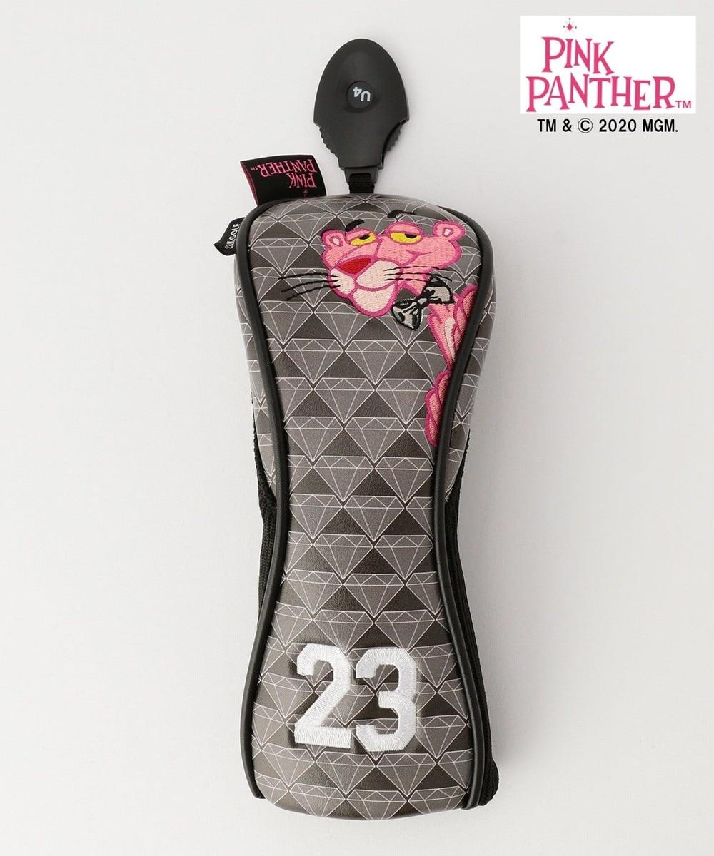 【オンワード】 23区GOLF>雑貨/ホビー/スポーツ 【23区GOLF× pink panther】【UNISEX】ヘッドカバー ブラック FW用 レディース 【送料無料】