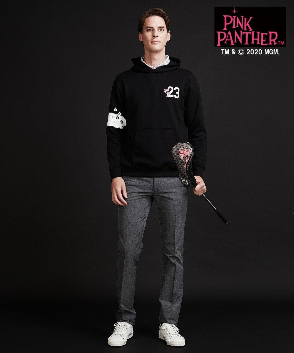 23区GOLF 【23区GOLF× pink panther】【UNISEX】ヘッドカバー ブラック系5