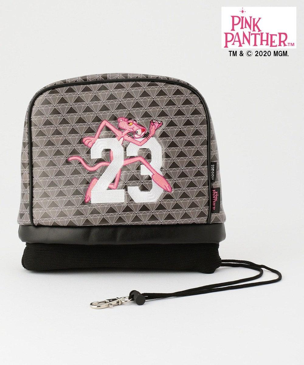 23区GOLF 【23区GOLF× pink panther】【UNISEX】アイアンカバー ブラック系5